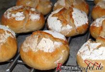 Kartoffelbrötchen mit Roggenanteil