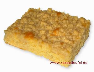 Sahne-Streuselkuchen