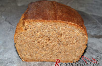 Das aufgeschnittene Brot
