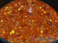 Rezept Für Chili Con Carne Mit Hackfleisch Kidneybohnen Und Mais