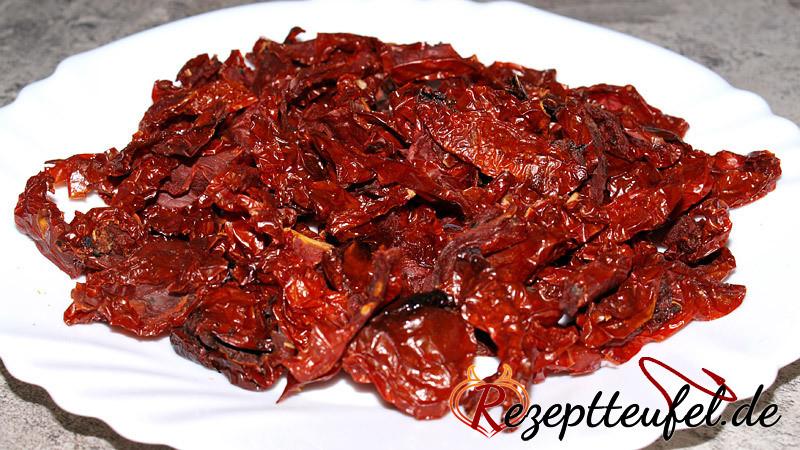 getrocknete tomaten im backofen oder d rrautomat selber machen
