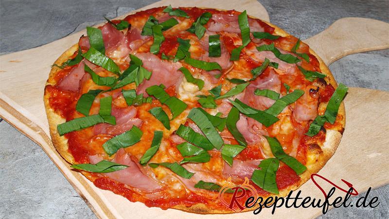 Rezepte pizzateig stangen
